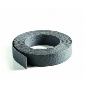 Ecoborder flex 15m x14cm x 0,7cm, gris