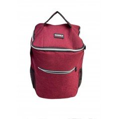 Sac à dos isotherme rouge 22 litres 16,95€