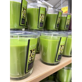 Bougie - Le comptoir de la bougie - senteur kiwi
