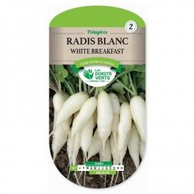Radis Blanc White Breakfast