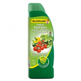 Engrais Tomates - Légumes - Plantes aromatiques 800ml