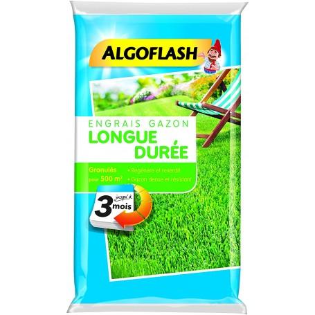 Engrais gazon Longue durée 12,5kg Algoflash