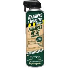 Aérosol pour punaises de lit et acariens 400ml