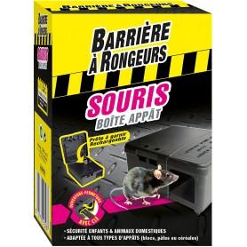 Boîte d\'appâtage pour souris