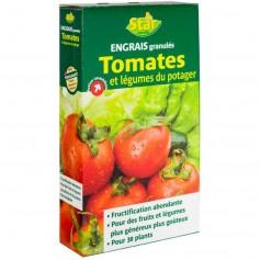 Engrais granulés pour tomates et légumes 1kg STAR