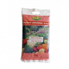 Engrais universel 10-10-10 STAR 5KG