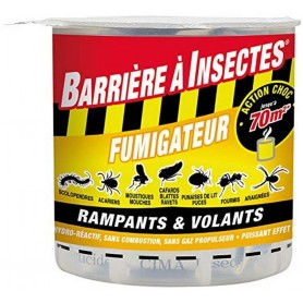 Fumigateur Rampants & volants 10g Algoflash