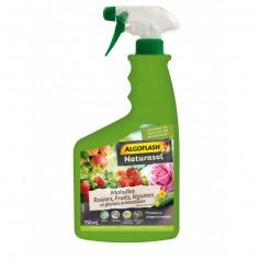 Maladies des rosiers, fruits, légumes et plantes aromatiques 750ML Algoflash