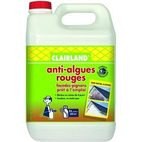 Anti algues rouges 5L CLAIRLAND