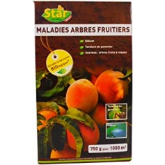 Maladie des arbres fruitiers 750G STAR