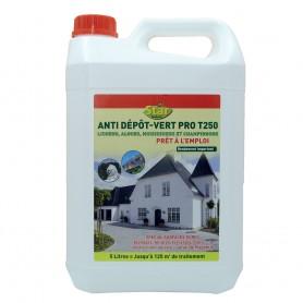 Anti-dépôts verts : toitures, terrasses, dallages, murs PAE 5L