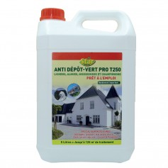 Anti-dépôts verts Pro T250 PAE 5L