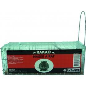 Nasse à rats 1 entrée RAKAO