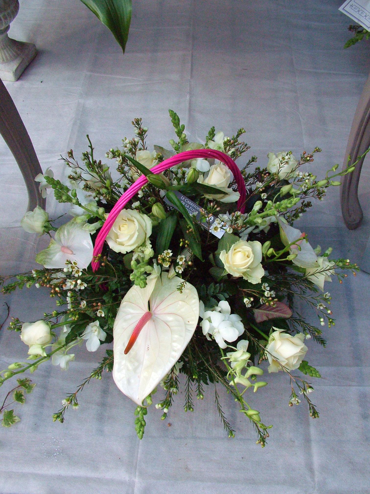 Ou Acheter De La Mousse Pour Piquer Des Fleurs fleuristerie - le carrefour de la fleur