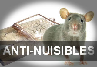 Anti-nuisibles